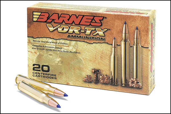Barnes Bullets issues a safety recall.