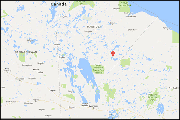 11 year old boy from Garden Hill First Nation community in Manitoba was shot and killed.