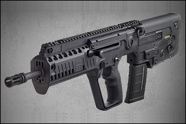 IWI US Tavor X95 is now shipping in .300 Blackout.