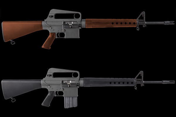 Brownells BR-10 rifles in .308 Winchester.