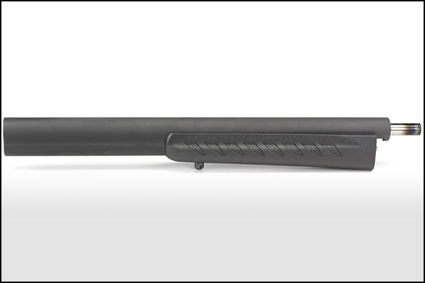 The Silent-SR ISB is a barrel for the 10/22 Takedown that offers integral supression.