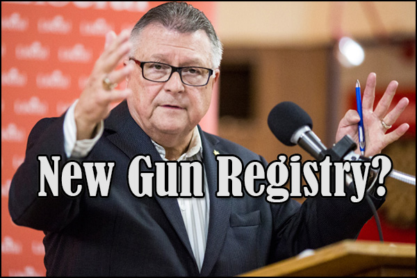 Why does Bill C-52 proposed by Ralph Goodale grant Quebec the entire Canadian Long Gun Registry?